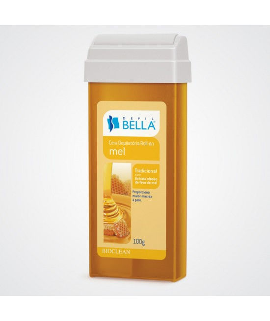 Refil Roll-On - Cera Mel - 100 g