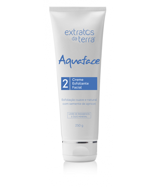 Aquaface Esfoliante Facial 250 g