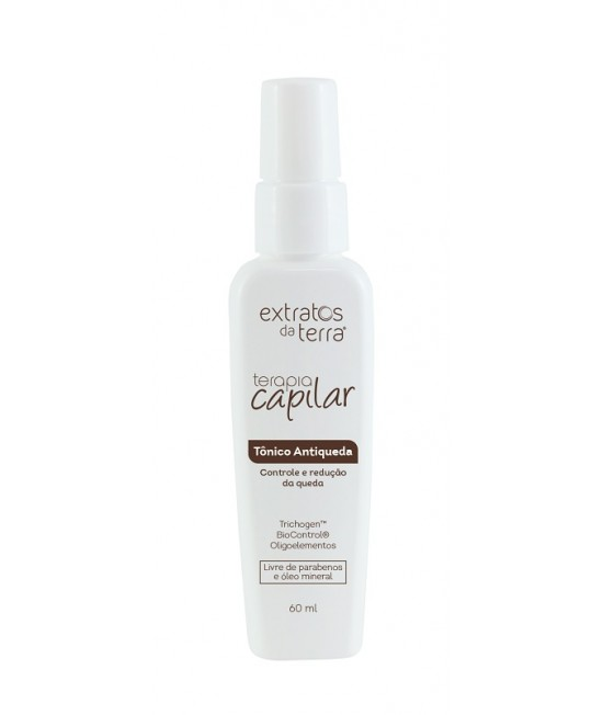 Terapia Capilar Tônico Antiqueda 60ml
