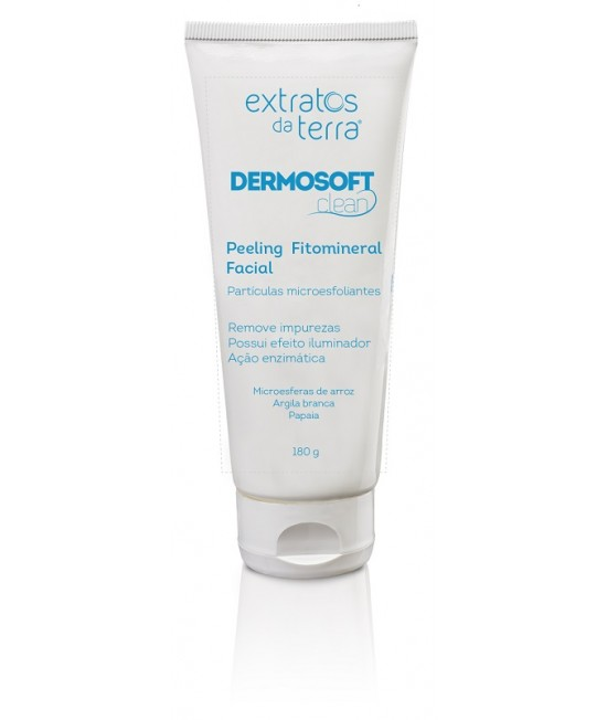 Dermosoft Clean Peeling Fitomineral Facial 180 g