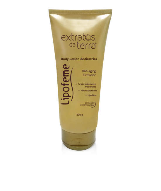 Lipofeme Body Lotion Antiestrias 200g